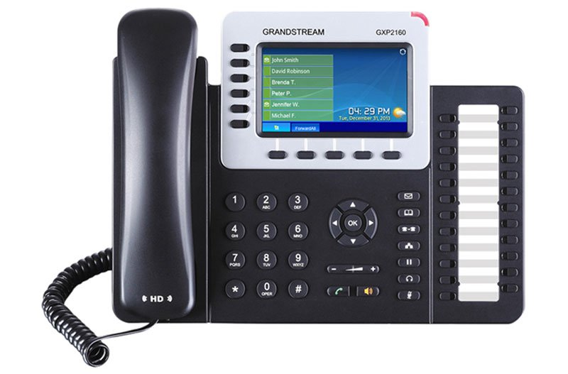 We are now offering hosted IP Telephone Systems