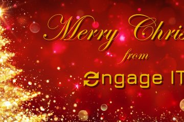 Merry Christmas from Engage IT